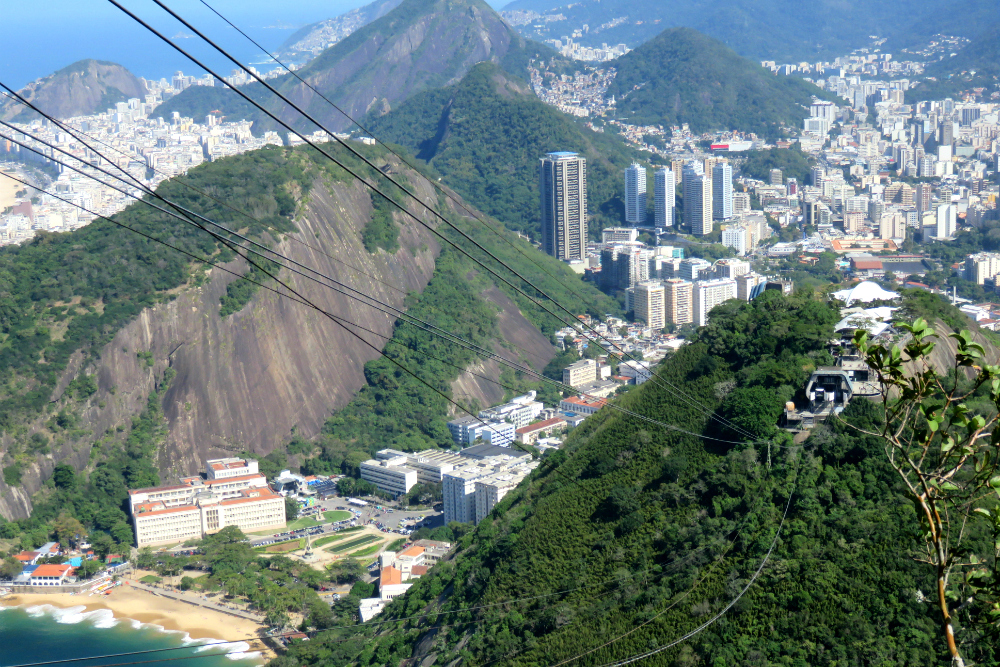 Rio from Sugar Loaf Mountain