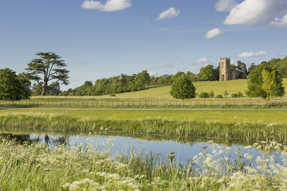 The landscape at Croome. Credit NT Images James Dobson