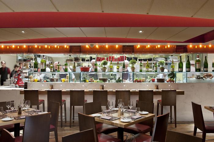 london restaurant bar boulud kitchen 1